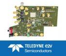 Image for Teledyne e2v、クアッドチャネルのADCデバイスを使用した汎用シグナルチェーン開発キットを発表